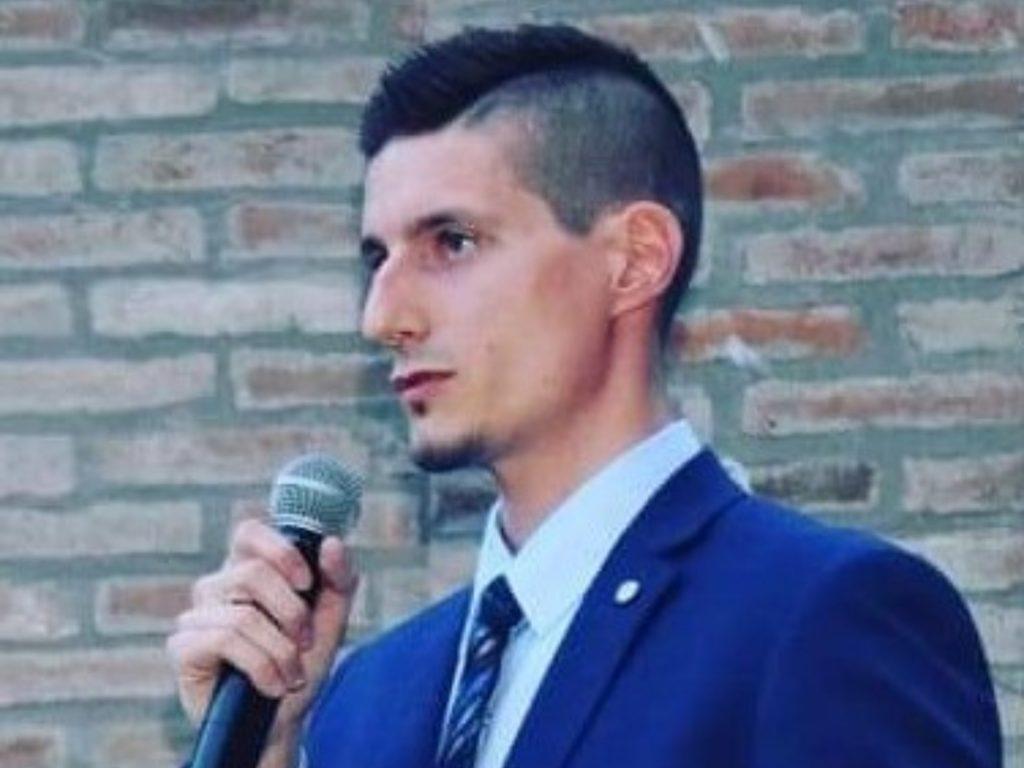 Stefano Mestieri nuovo presidente della sezione!